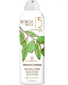 Australian Gold Zonnespray Botanical Continuous SPF 15 177 ml